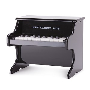 New Classic Toys - Piano black - 18 keys