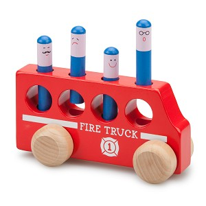 New Classic Toys - Pop Up - fire truck