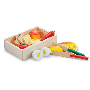 New Classic Toys - Cutting Meal - Breakfast Box
