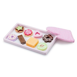 New Classic Toys - Sweet Treats Set with Oven Glove - 10 pcs.