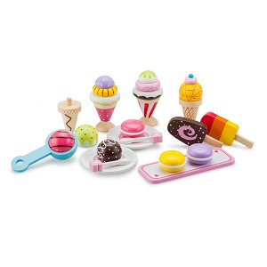 New Classic Toys - Ice Cream Selection