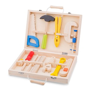 New Classic Toys - Tool box - 10 pieces