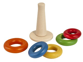 Anbac Toys - Stacking rings