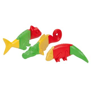 Anbac Toys - Colorful animals