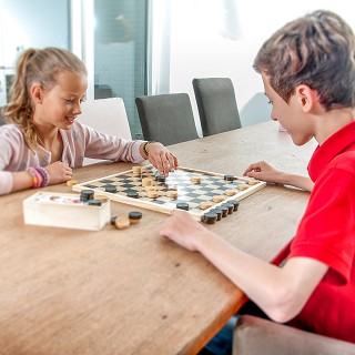 Longfield Games - Chess and Chequerboard