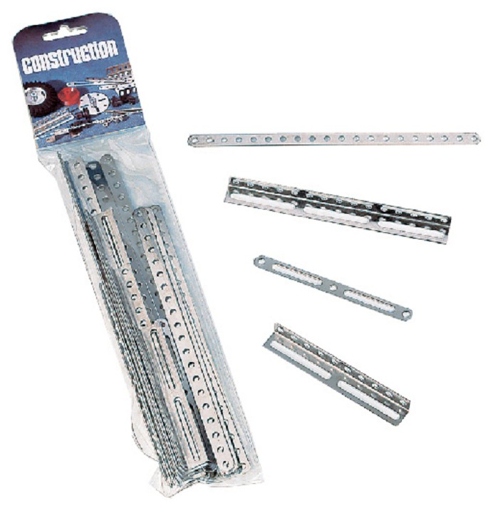 Eitech Supplements Sets - Flat and angled pieces, 11-25 holes
