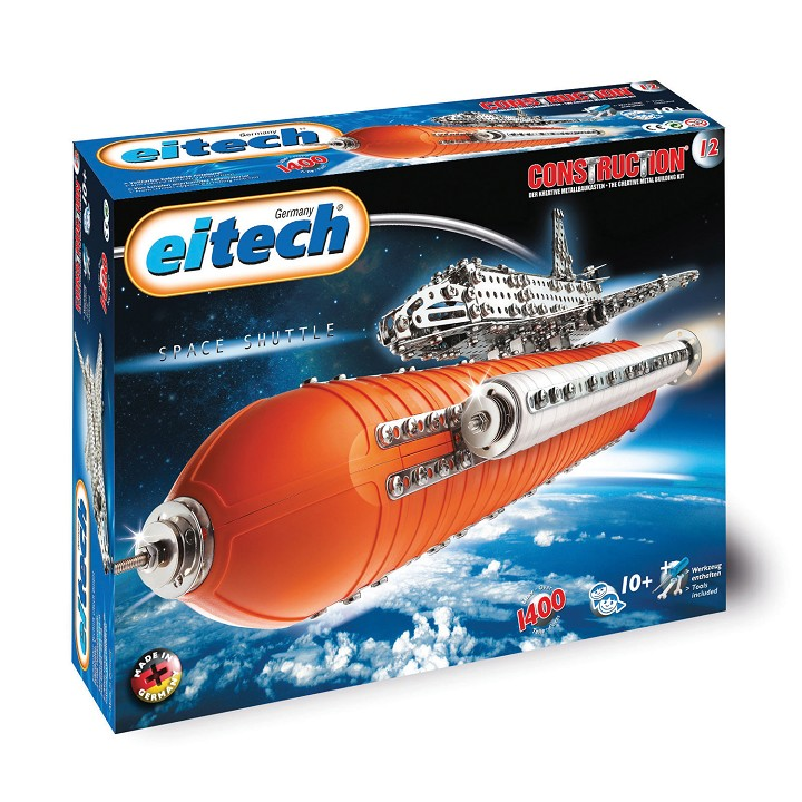 Eitech Construction - Space Shuttle Deluxe