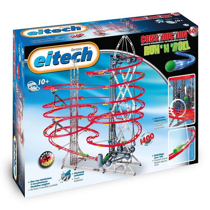 Eitech Construction - Marble Run 'n' Roll Track
