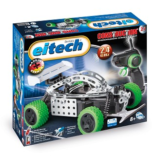 Eitech Construction - 2.4 GHZ RC Speed Racer