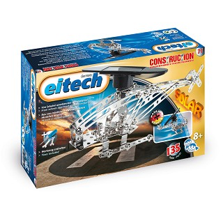 Eitech Construction - Helicopter - Solar