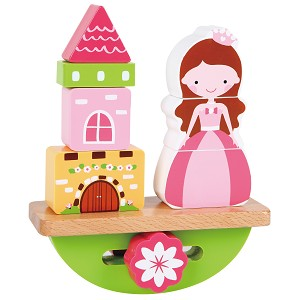 Lelin Toys - Balance game - princess - 8 pcs.