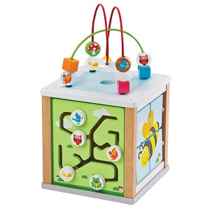Lelin Toys - Activity cube