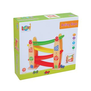 Lelin Toys - Car Slider