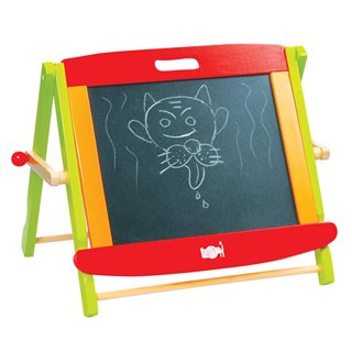 Lelin Toys - Two Sided Tabletop Easel