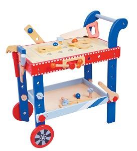 Lelin Toys - Tool Cart