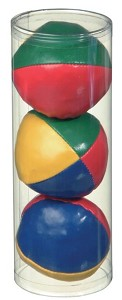 Angeltoys - Set of 3 Juggling Balls - Ø 6.5 cm
