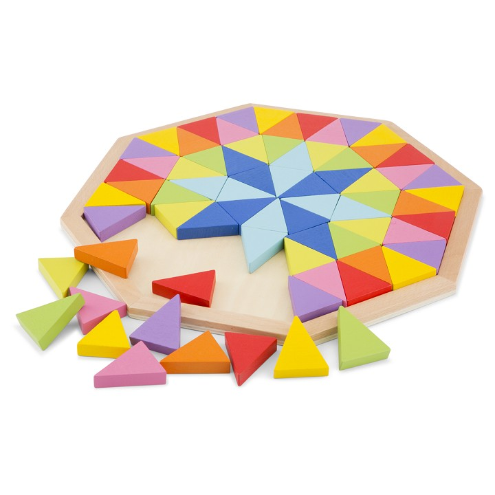 New Classic Toys - Octagon Puzzle