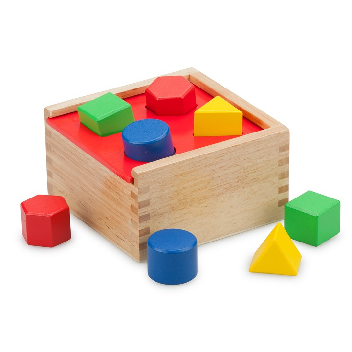 New Classic Toys - Shape Sorting Cube
