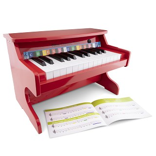New Classic Toys - E-Piano Red - 25 keys