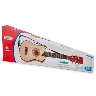 New Classic Toys - Guitar de Luxe - Natural