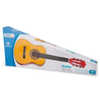 New Classic Toys - Guitar Classic with Guitarbag - Natural