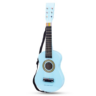 New Classic Toys - Guitar - Blue