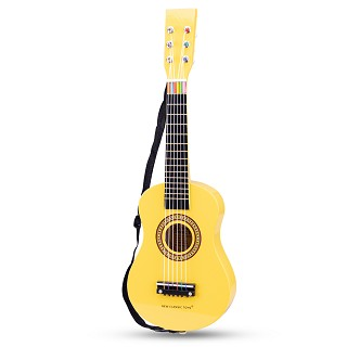 New Classic Toys - Guitar - Yellow
