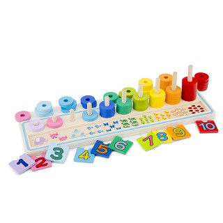 New Classic Toys - Learn to Count