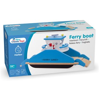 New Classic Toys - Ferryboat