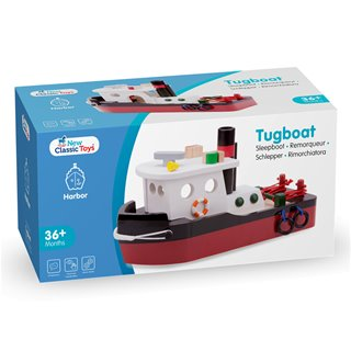 New Classic Toys - Tugboat