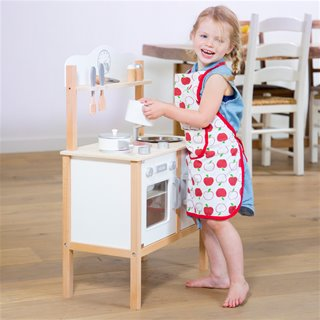New Classic Toys - Kitchenette - Modern - White