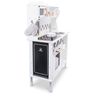 New Classic Toys - Kitchenette - Modern - Electric Cooking - White