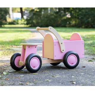 New Classic Toys - Carrier Bike - Pink