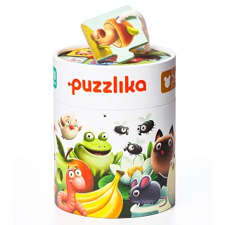 "Puzzlika - Puzzles ""My Food"""
