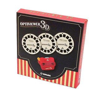 Svoora - 3D Optiviewer Disks Set