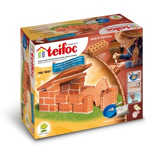 Teifoc Brick Construction - Horse stable