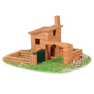 Teifoc Brick Construction - Small cottage