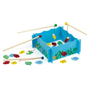 Viga Toys - Magnetic fishing game