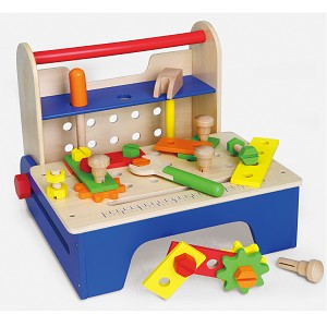 Viga Toys - Foldable tool box