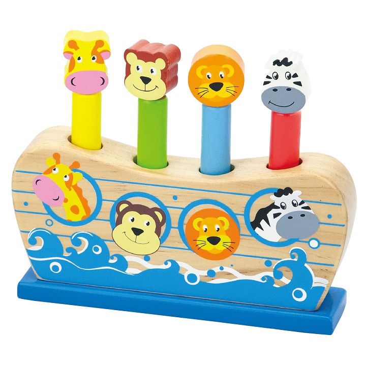 Viga Toys - Pop Up - Noah's Ark
