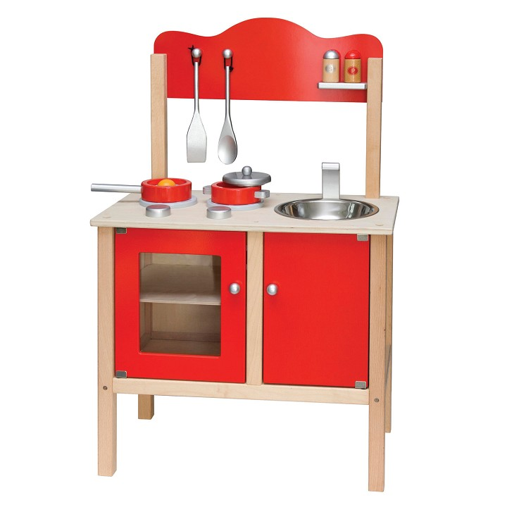 15 Extremely Hot Red Kitchen Cabinets   Home Design Lover   720x720