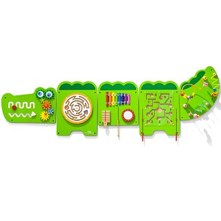 Viga Toys - Wall Game - Crocodile