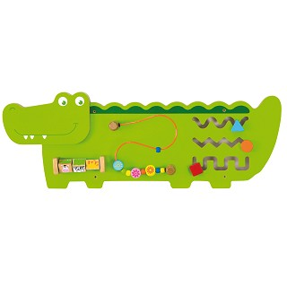 Viga Toys - Wall Toy Crocodil