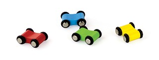 Viga Toys - Car Slider - City