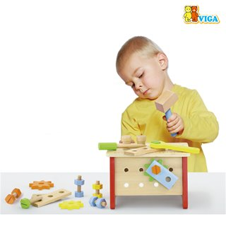 Viga Toys - Table Top Workbench