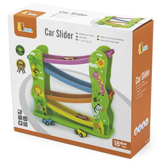 Viga Toys - Car Slider - Jungle