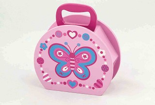 Viga Toys - Jewelry Box - Butterfly