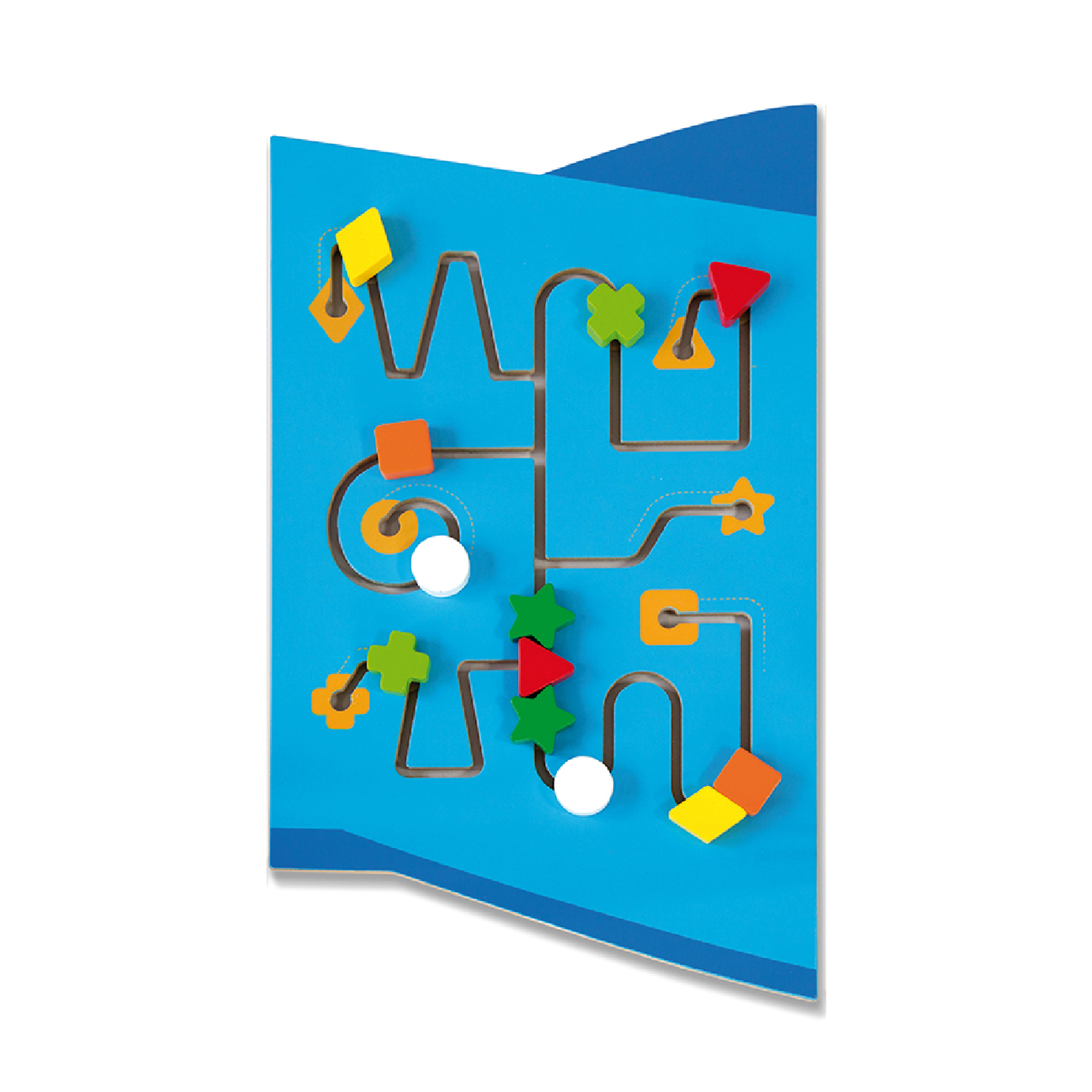 Viga Toys - Wall Game - Airplane | New Classic Toys