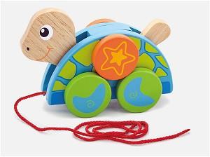 Viga Toys - Pull-along - turtle