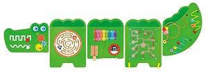 Viga Toys - Wall game - crocodile